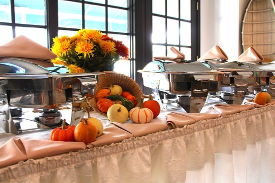 Glenmoore, PA: Fall buffett