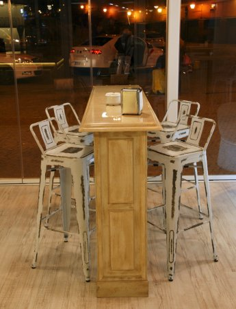 Terraza Noche Sofas Interior Picture Of Cafe De La