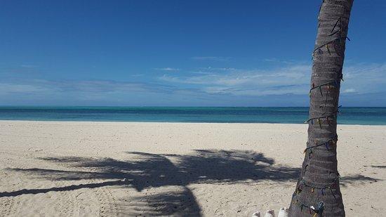 North Beach Island: Beach!