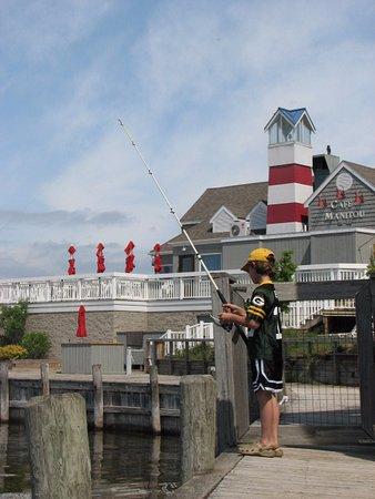 Glen Arbor, MI: Fishing Fun
