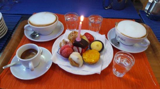 Alfonsine, Italia: Pasticceria Perla