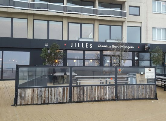 Superb Burger Bar On The Promenade Picture Of Jilles Beer Burgers Ostend Tripadvisor