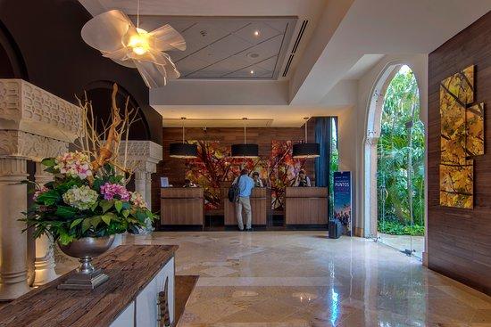 Hotel Lucerna Culiacan: Lobby
