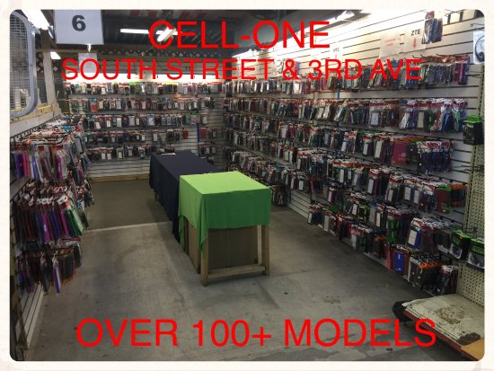 Port Richey, FL: CELL-ONE inside the Flea Market