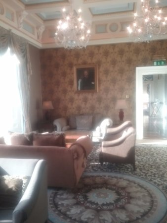 Killadeas, UK: Beautiful drawing room