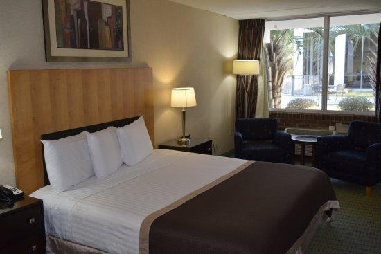 The Landmark Inn: Deluxe King