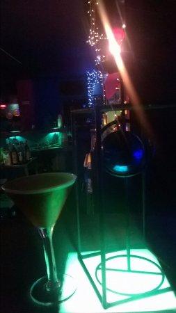 Flux Bar : Turkish coffee martini