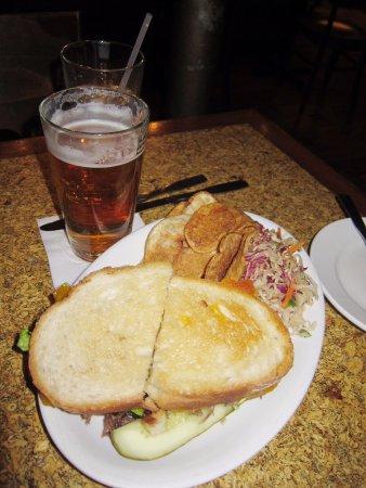 Wauwatosa, WI: short ribs sandwiches