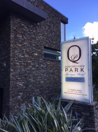 Queenstown Park Boutique Hotel: Thoughtfully designed 19 room luxury hotel