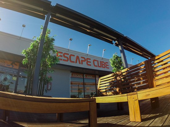 Escape Cube. Escape Room in Cadiz