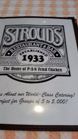 Индепенденс, Миссури: Main menu