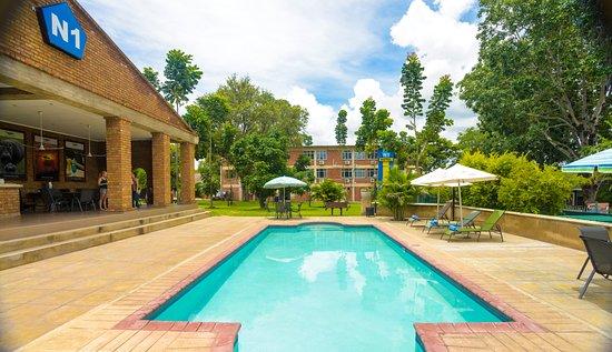The N1 Hotel & Campsite Victoria Falls