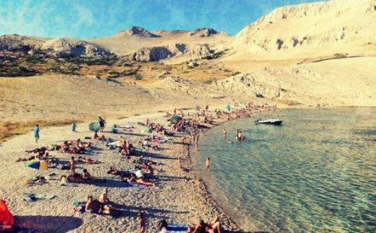Spiaggia di Rucica: Tadam Transfers Zadar Airport