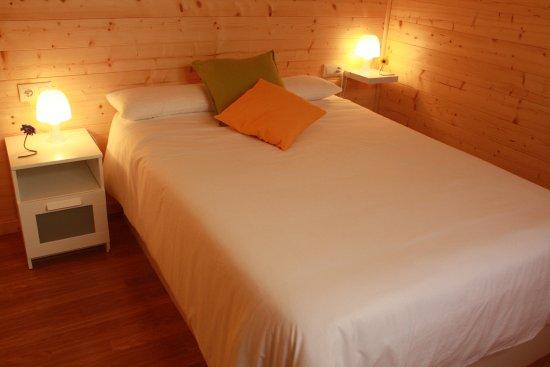 A Pobra do Caramiñal, España: Dormitorio apartamento 1