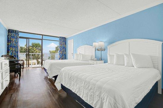 Ocean Dunes Resort & Villas: Newly Renovated Rooms!