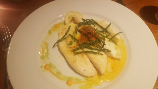 Greencastle, Irlanda: Fabulous food and presentation