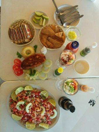 restaurante Avila: Lo que pedimos