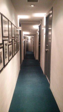 Hotel 1929: corredor