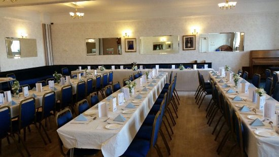Workington, UK: Great venu for family social wedding christening birthdays as well as parties, full kitchen faci