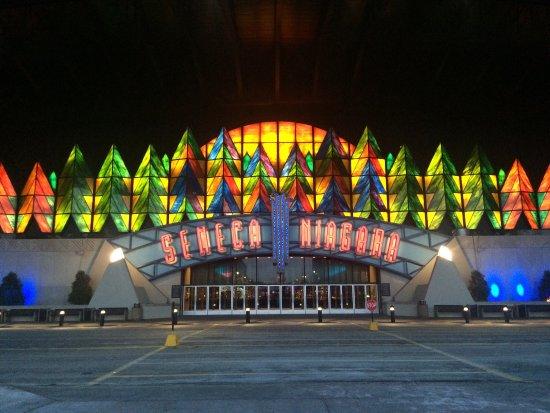 seneca casino frequency