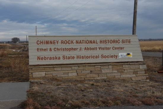 Bayard, NE: Chimney Rock