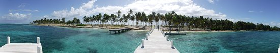Caye Caulker, Belize: yes...it really is this beautiful