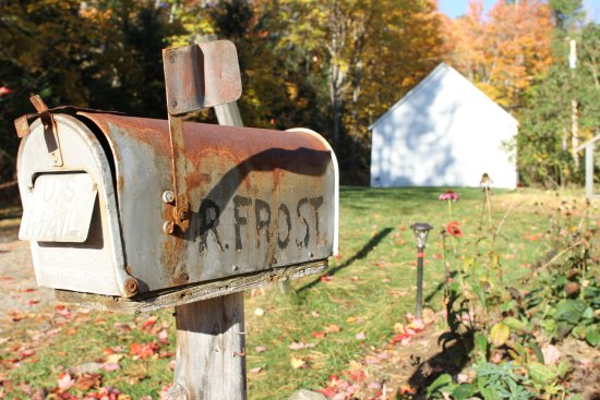 Franconia, NH: R. Frost