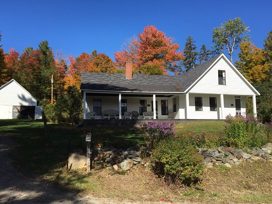 Franconia, Nueva Hampshire: The Frost Place
