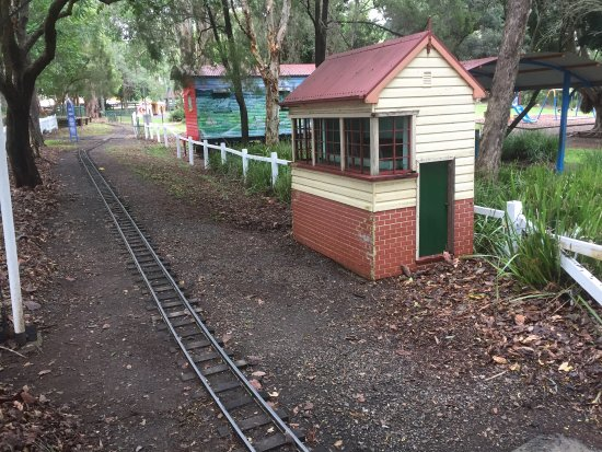 Lismore, Australia: Wonderful Heritage Park great for young and not so young.