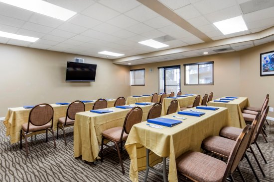 Comfort Inn Sunnyvale - Silicon Valley: Meeting Room