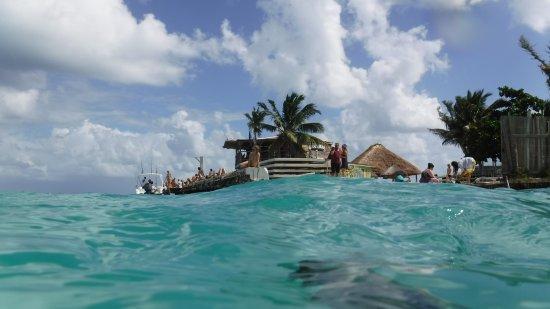 Caye Caulker, Belize: hit the water