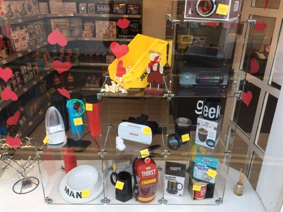 Truro, UK: Cool gadgets for Valentine's Day for MEN!