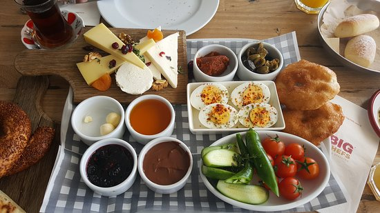 Big thanks to Big Chefs - Picture of Big Chef, Antalya - Tripadvisor