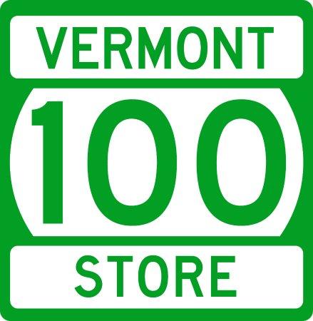 Vermont 100 Store in Waterbury Center, Vermont.