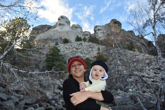 Presidential Trail: Mt. Rushmore