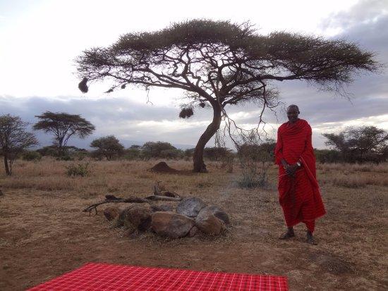 Satao Elerai: Masai guard