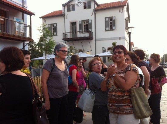Sharona, Izrael: בית הקהילה הישן בשרונה