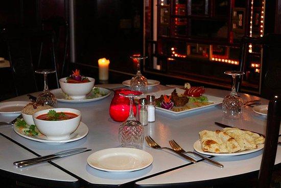 Leixlip, Ireland: Dining Table