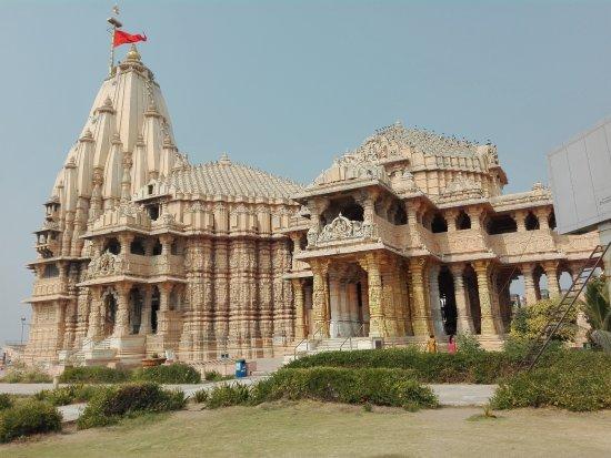 Somnath Temple: il tempio