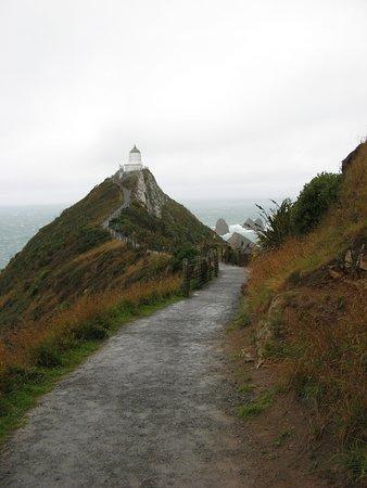 Balclutha, Nuova Zelanda: Walking to the Point