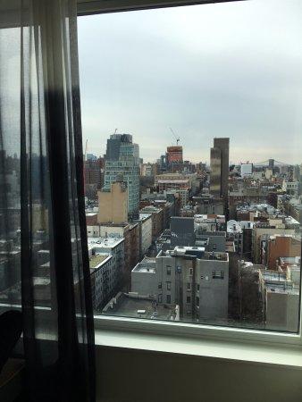 Window View Foto Van Hotel Indigo Lower East Side New York New