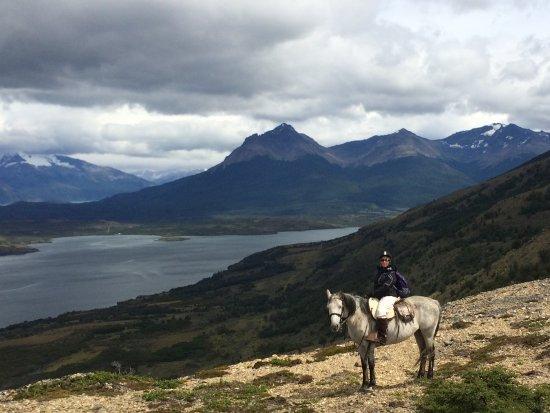 The Singular Patagonia: On my ride