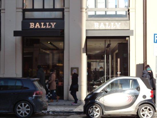 Bally專賣店