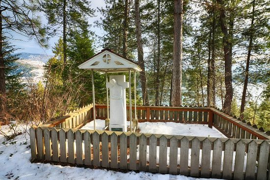 Castlegar, Καναδάς: Zuckerberg Island has beauty wherever you walk