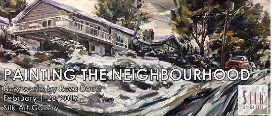Port Moody, Kanada: Feature Artist for February: Reza Doust