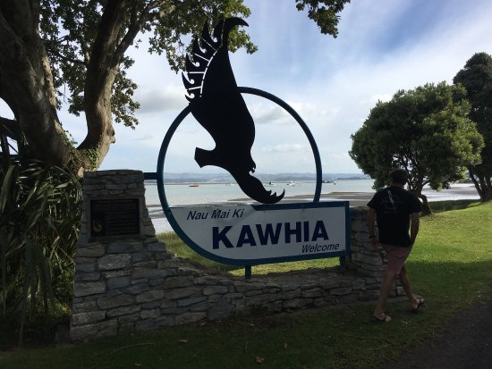 Kawhia, Nueva Zelanda: photo1.jpg
