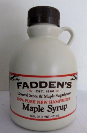 วูดสต็อก, นิวแฮมป์เชียร์: Pint of Maple Syrup