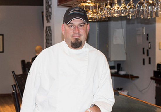 Bigfork, MT: Our Chef, Brook Roison