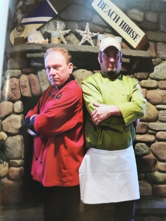 Bigfork, MT: Chef Brook Robison and Jeff Collins