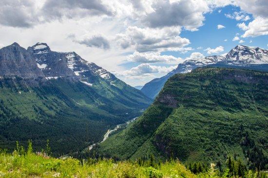 Bigfork, MT: Glacier National Park